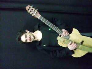 professeur de guitare issoire